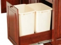 Wastebasket Pullout Option