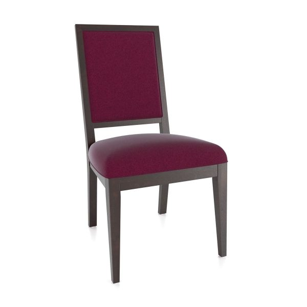 Square Back Side Chair