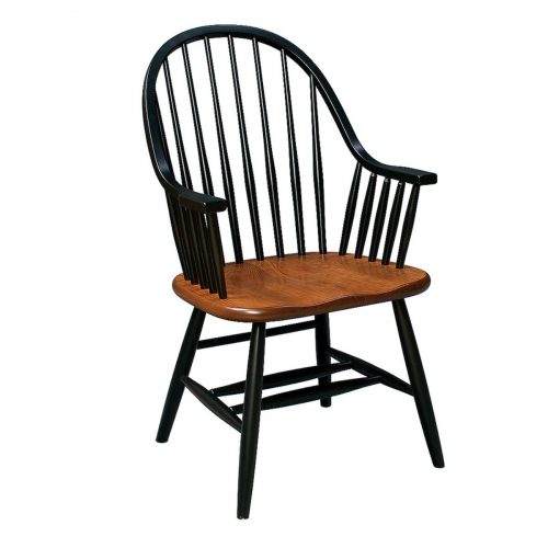 8 Spindle Arm Chair