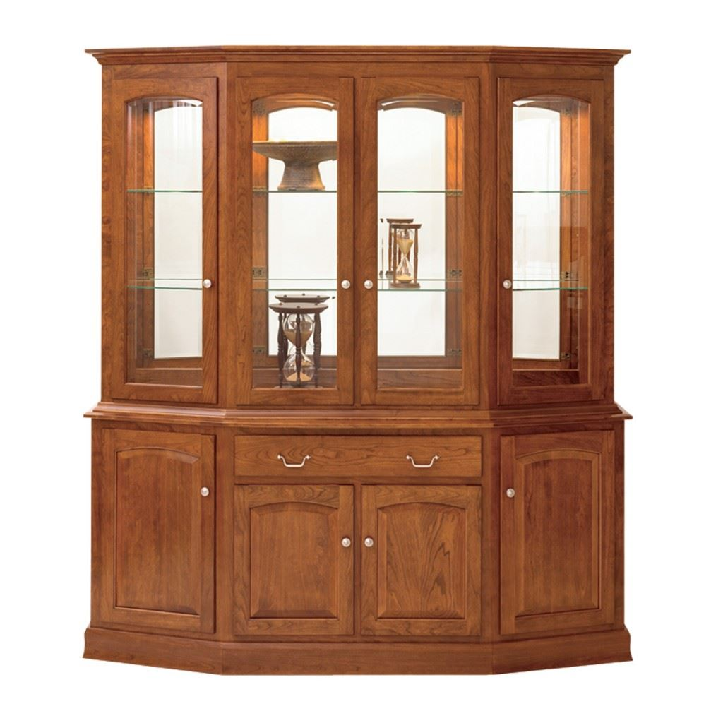 Manchster Canted Hutch