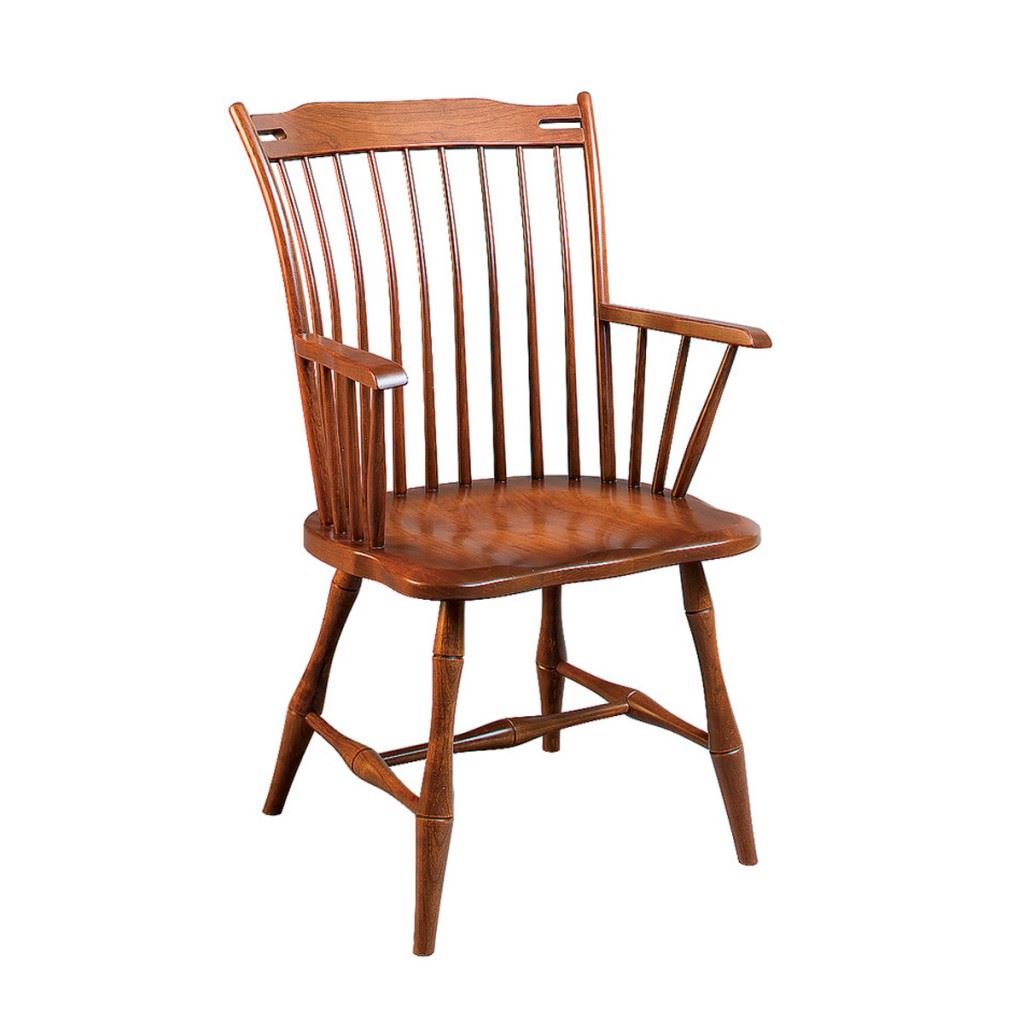 Thumbback Arm Chair