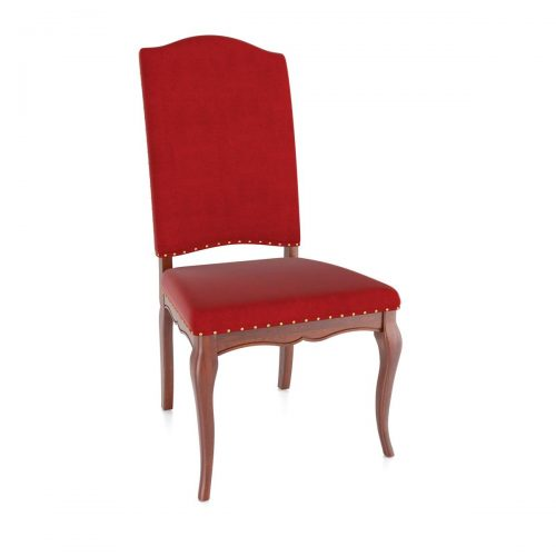 Formal Upholstered Side Chair