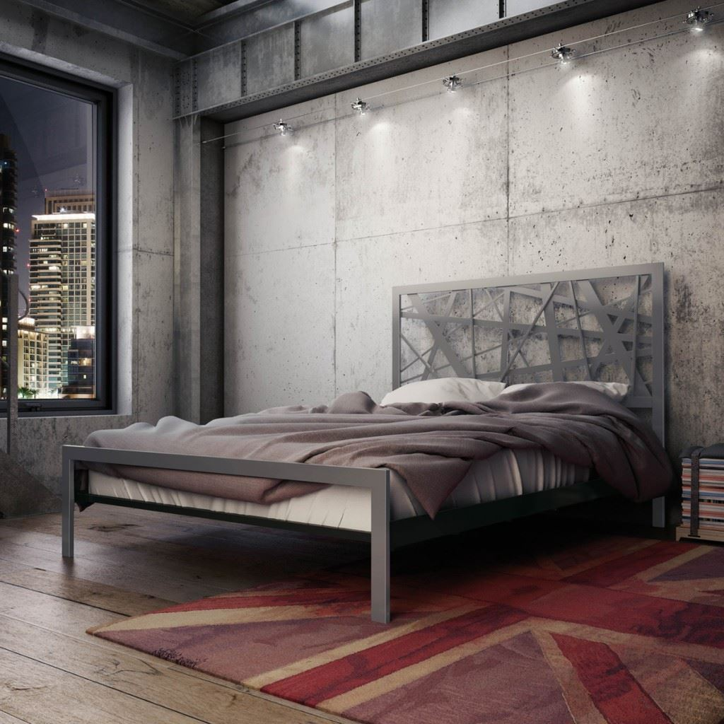 Attraction Regular Footboard Bed Setting