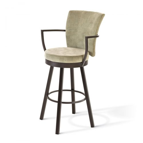 Cardin Swivel Arm Stool