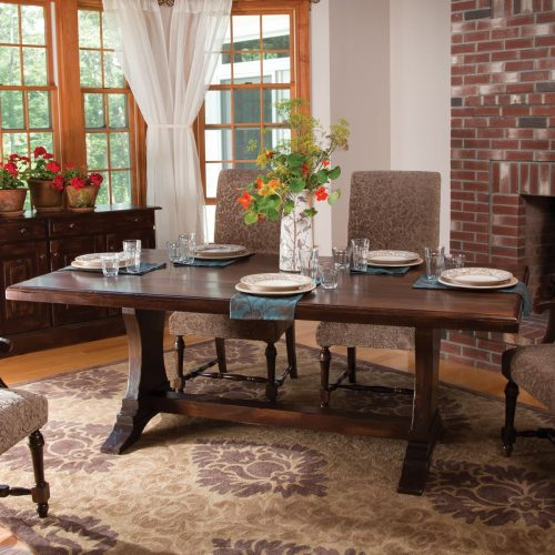 Cheshire Trestle Dining Set