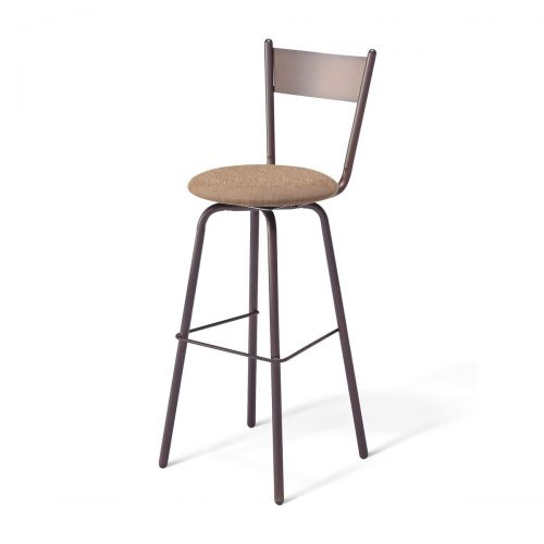Crystal Swivel Stool