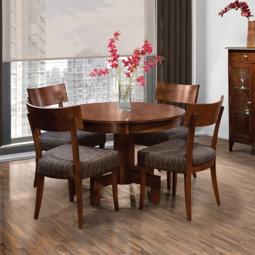 Square Foot Round Dining Set