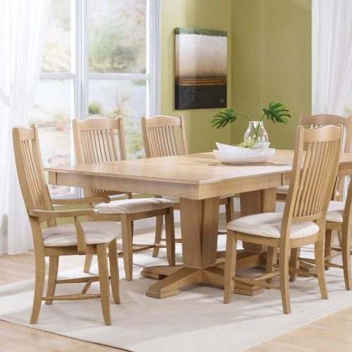 Lumbar Back Dining Set