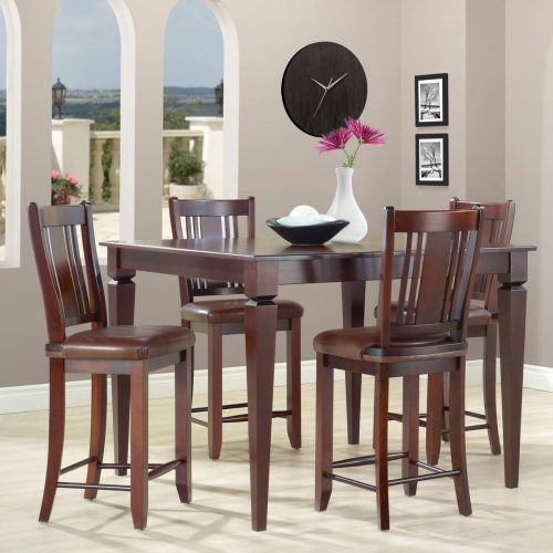 Lumbar High Dining Set