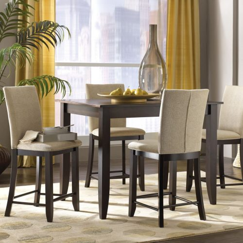 Parsons High Dining Set