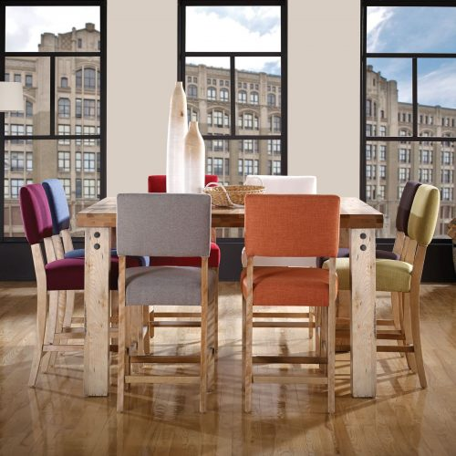Loft Square High Dining Set
