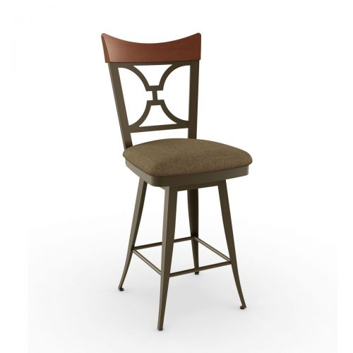 Brandy Swivel Stool