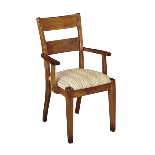 Canterbury Rustic Arm Chair