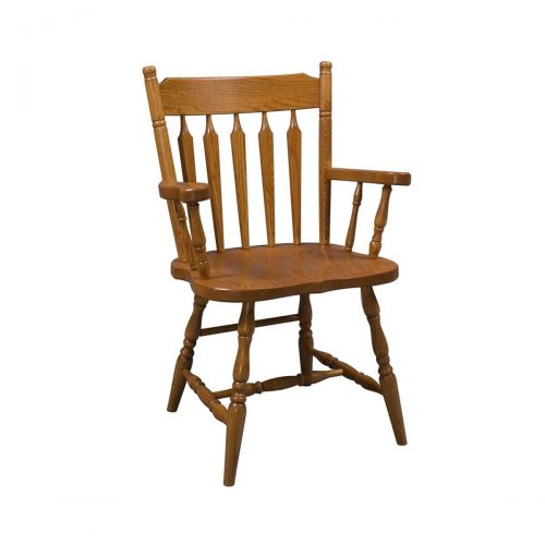 Colonial Arrowback Arm Chair