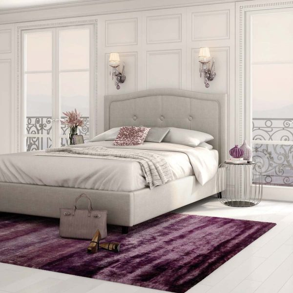 Crocus Upholstered Bed Setting