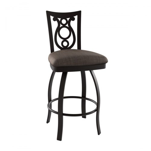 Harp Swivel Stool