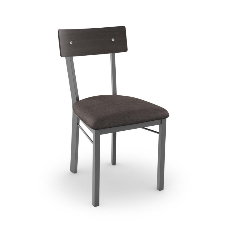 Lauren Chair With Wood Back