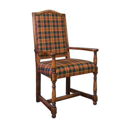 Lochcarron Arm Chair