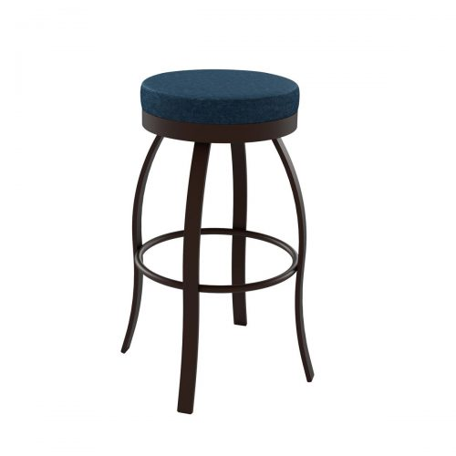 Swan Backless Swivel Stool