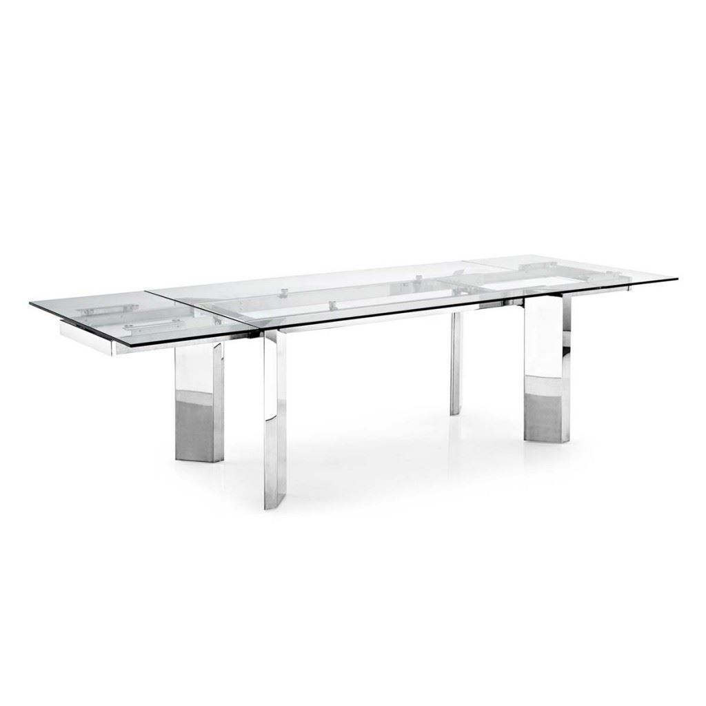 Tower Metal Dining Table