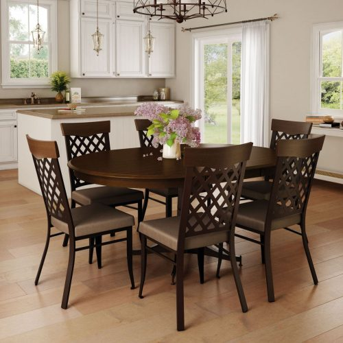 Wicker Dining Set