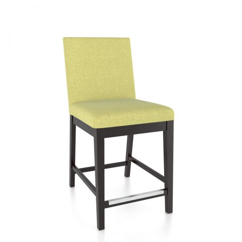 Modern Upholstered Bar Stool