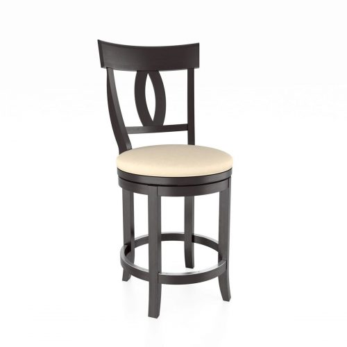 Keyback Bar Stool
