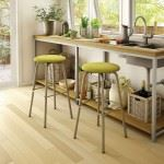 Button Swivel Stool Setting