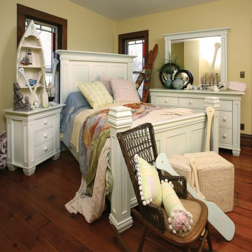 Coastal Cottage Bedroom Se