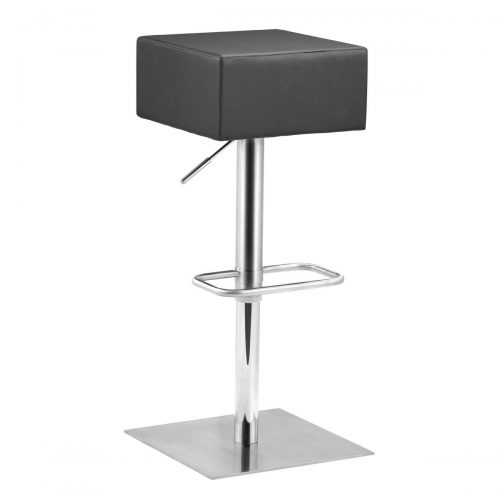 Butcher Bar Stool - Black