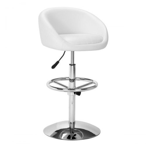 Concerto Bar Chair - White