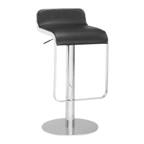 Equino Bar Stool - Black