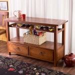 Farmhouse Sideboard Setting