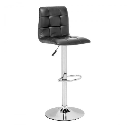 Oxygen Bar Chair - Black