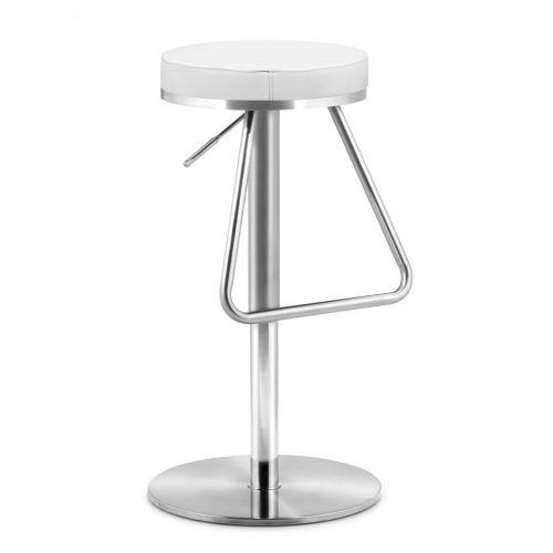 Soda Bar Stool - White