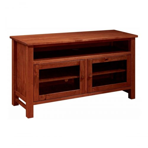 Cabin Creek Open TV Stand