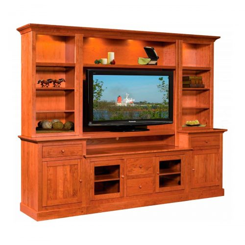 Cabin Creek Wall Unit