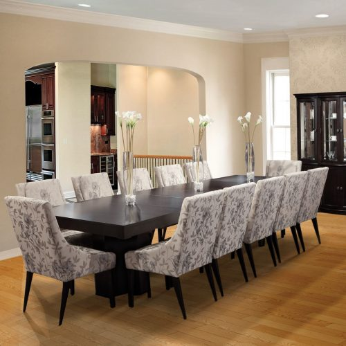 Extra Long Rectangular Dining Set