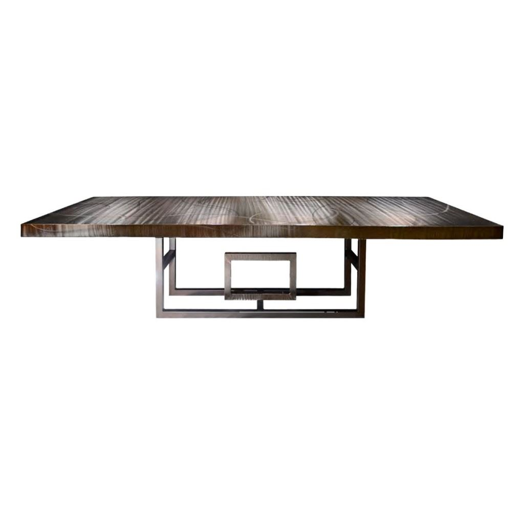120 Inches Rectangle Dining Table