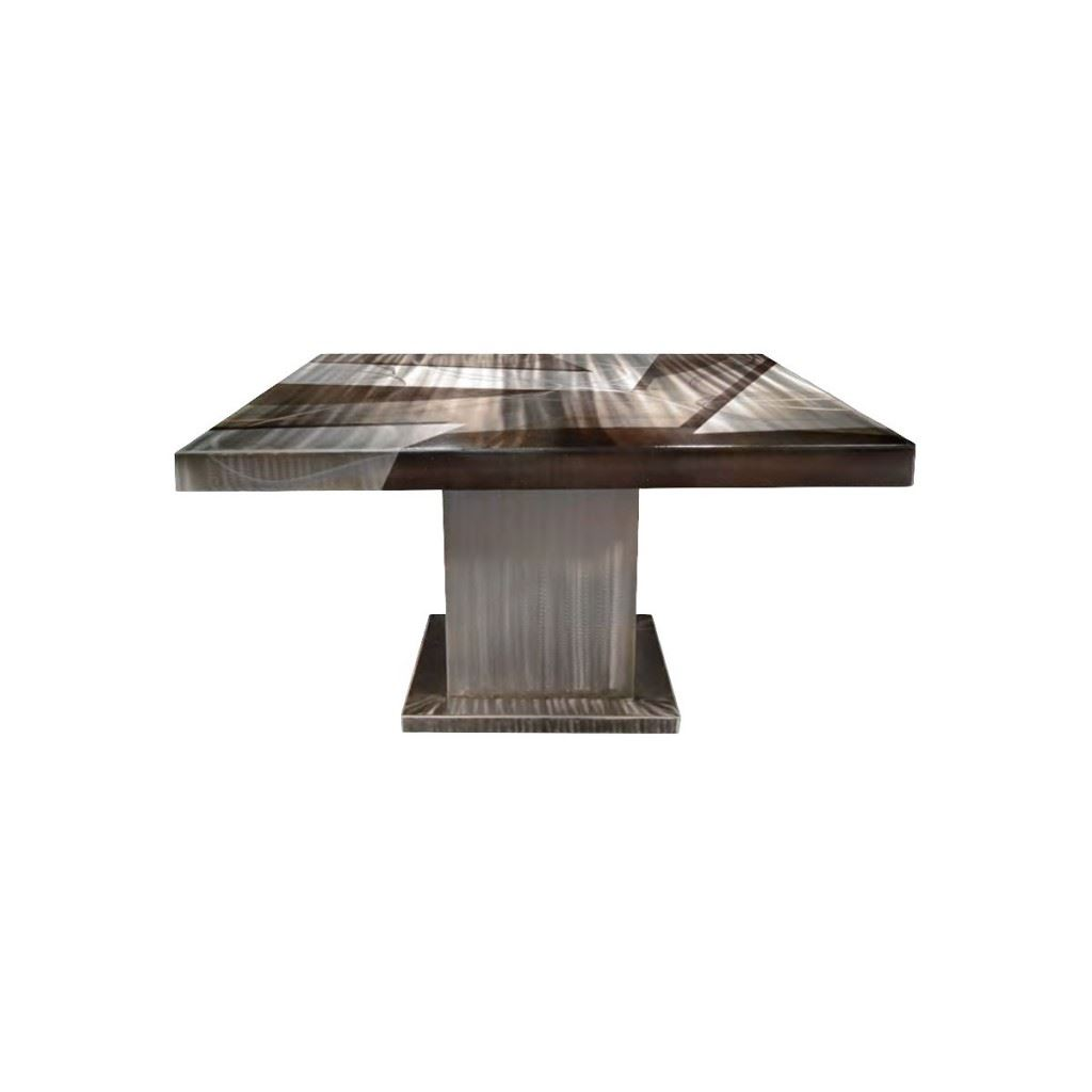 64 Inch Rectangle Dining Table