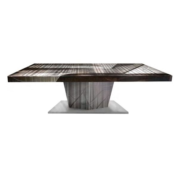 84 Inches Rectangle Dining Table