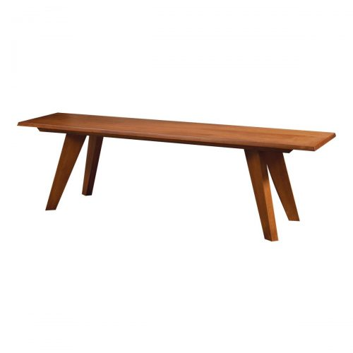 Maple Taper Bench
