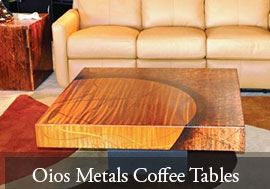Oios Metals Coffee Tables