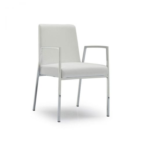 Armsterdam Upholstered Chair with Armrests