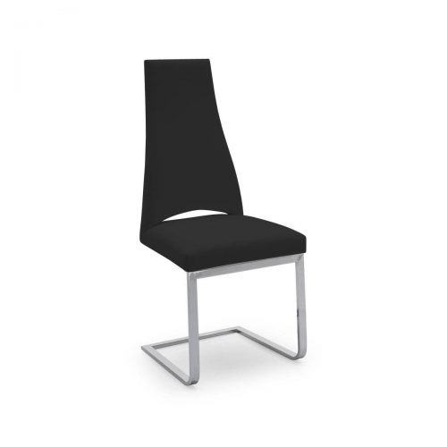 Juliet Cantilever Chair Upholstered Seat