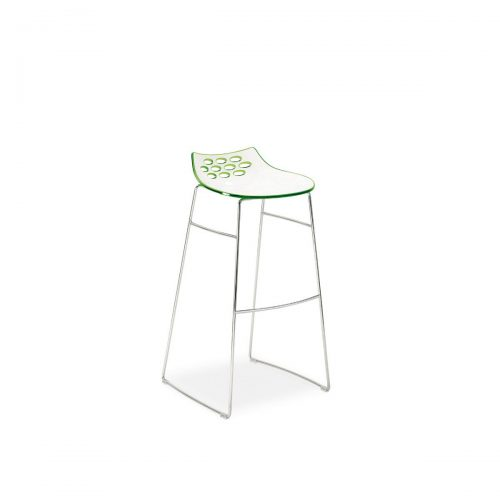Jam Metal Stool Two-tone Shell