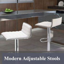 Modern Adjustable Stools