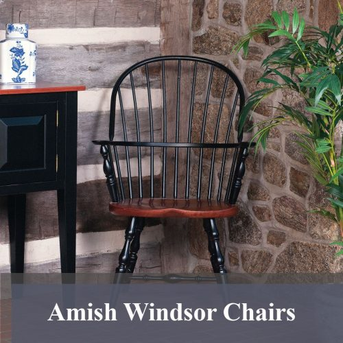 Amish Windsor Chairs