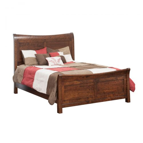 Arlington Sleigh Bed