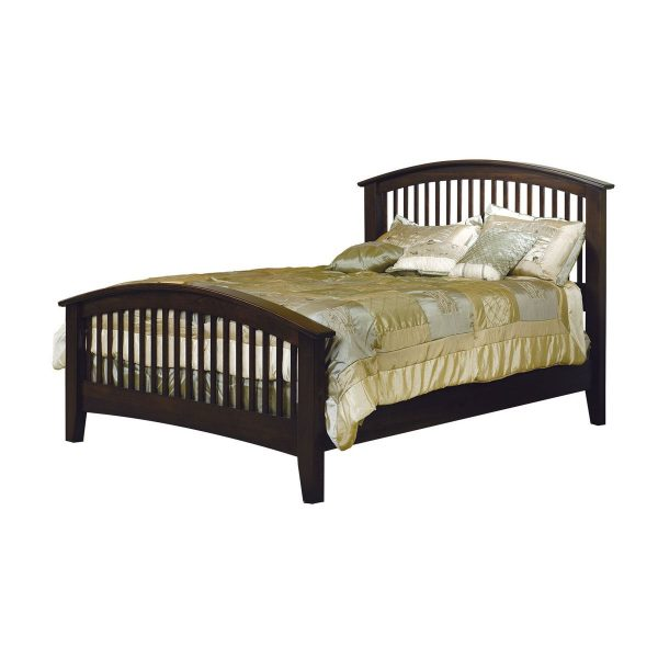 Cambrai Footboard Bed